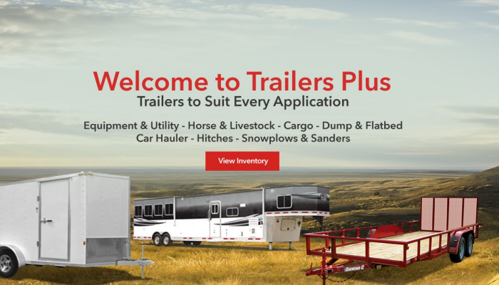 Trailers for sale in Ontario