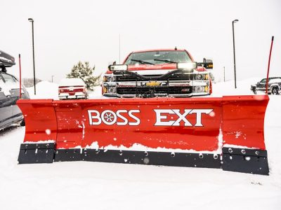EXT 8-10′ Plow